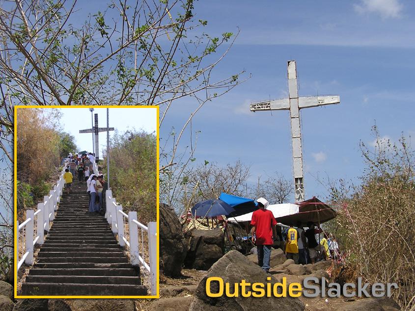 Kalbaryo ng Binangonan (Calvary Hill)