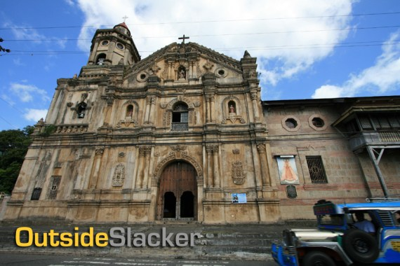San Pedro de Alcantara Church - Pakil, Laguna