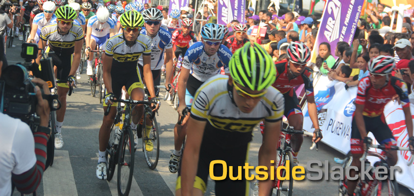 Le Tour 2013 kicks off in Bangui, Ilocos Norte