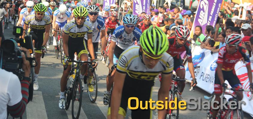Le Tour 2013 kicks off in Bangui, Ilocos Norte