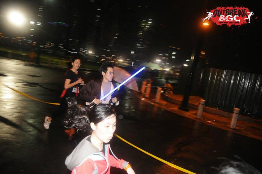Outbreak Manila BGC 2012
