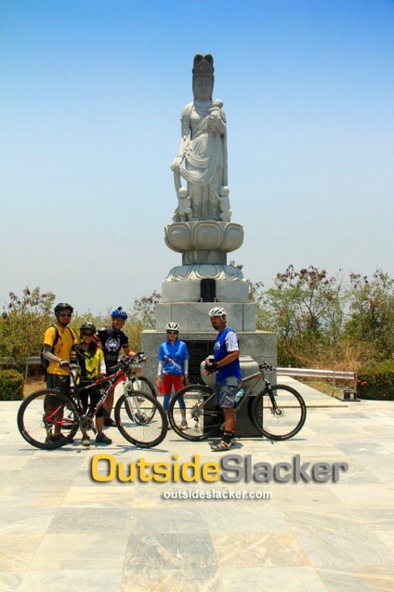 The Buddha in Corregidor