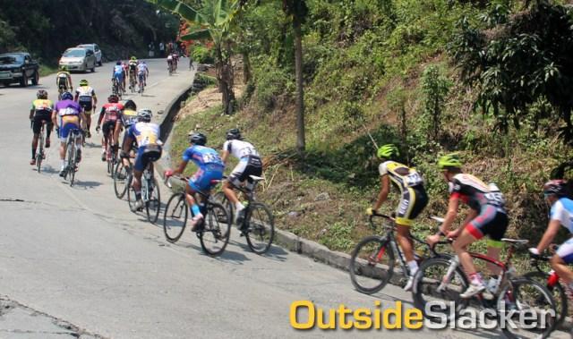 Le Tour De Filipinas Stage 3 Climb
