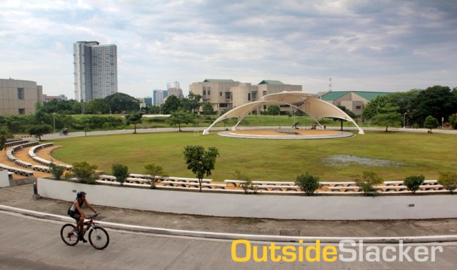U.P Diliman National Science Complex