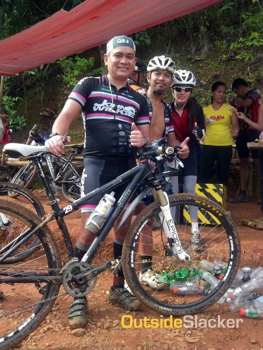 All Terra King of the Mountain 2013 bike race