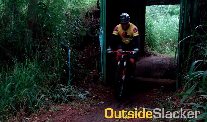 Biking Camp Aguinaldo Trail