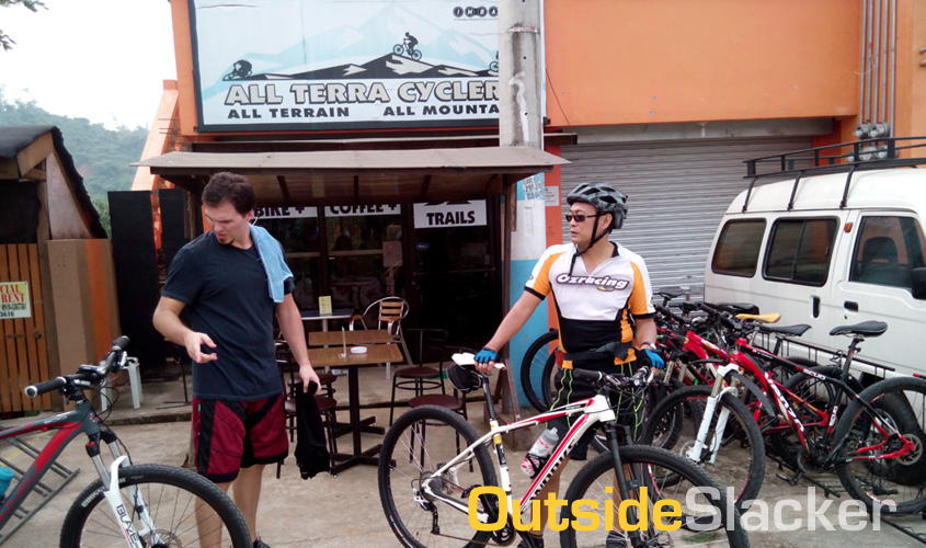 All Terra Cyclery and Cafe