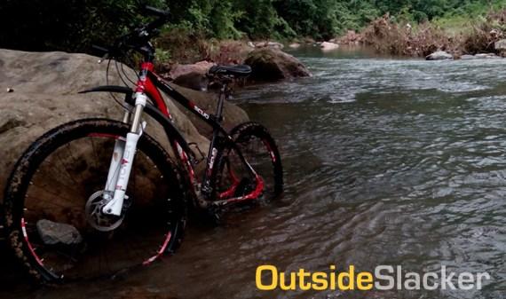Biking to Puray Falls, Mountain Biking in the Philippines