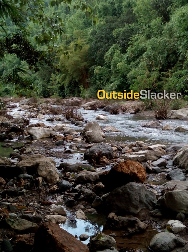Puray Falls Stream