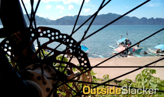 Biking Coron, Mountain Biking in the Philippines