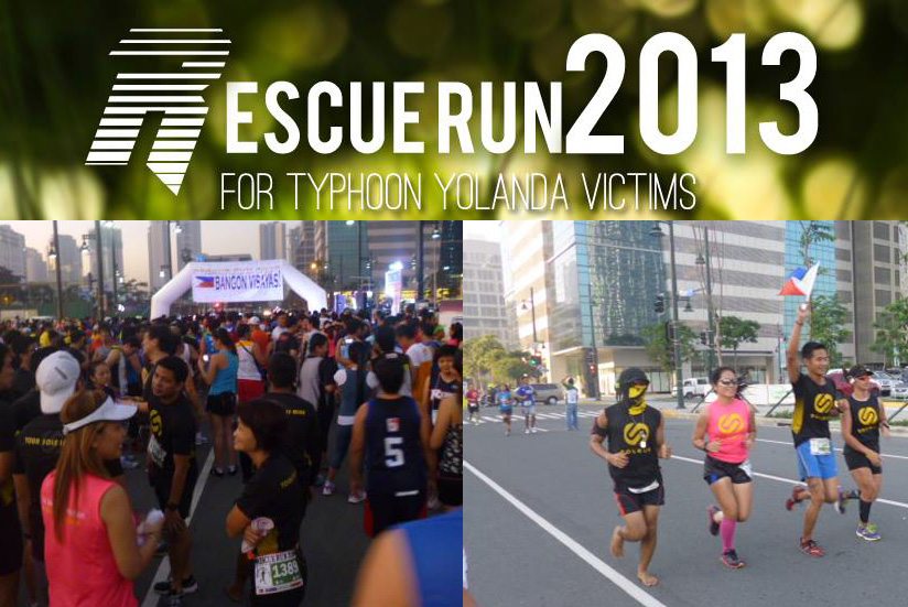 Rescue Run at Bonifacio Global City