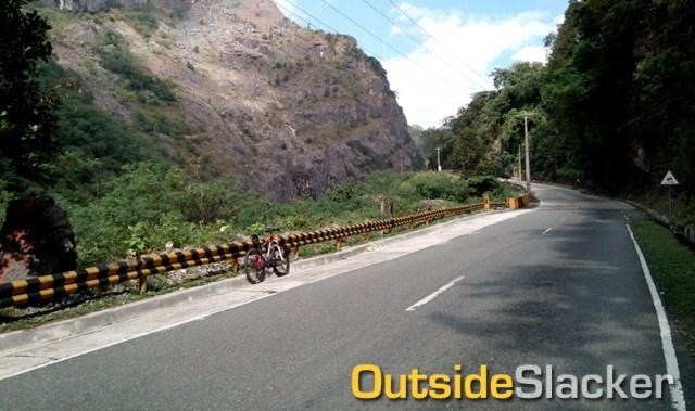 Bike Ride up Kennon Road, Mountain Biking in the Philippines