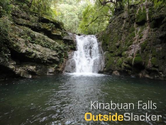 Kinabuan Falls or Sta. Ines Falls