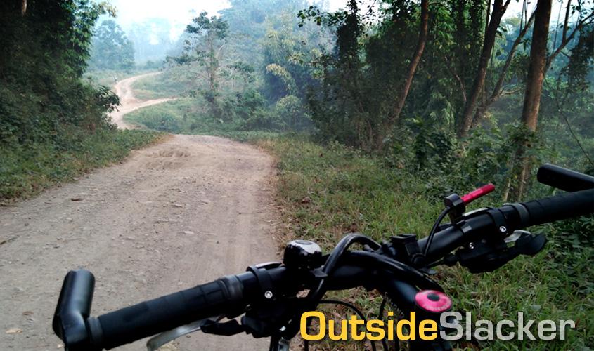 Nabutas Trail en route to Balagabag