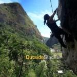 Rock Climbing in Wawa, Montalban