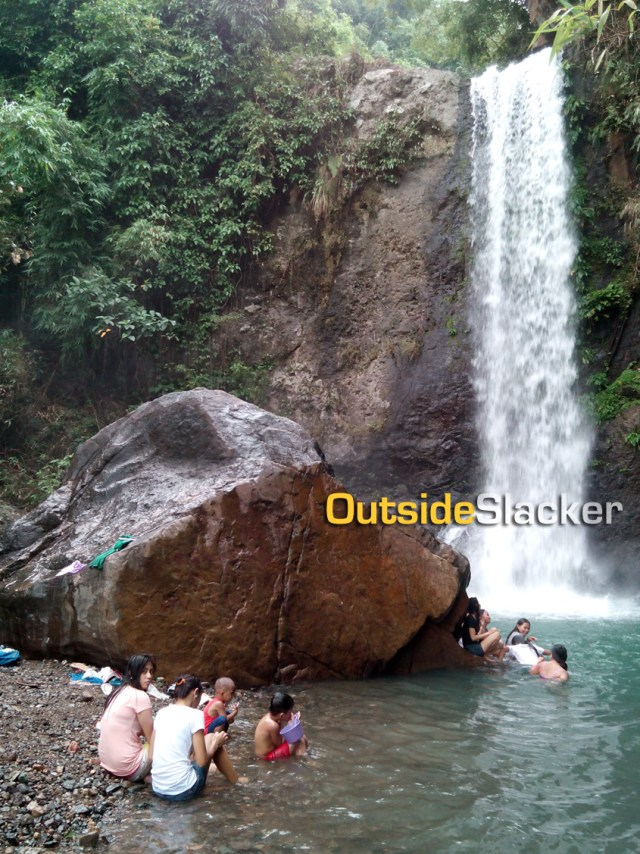 Puray Falls in Rodriguez, Rizal