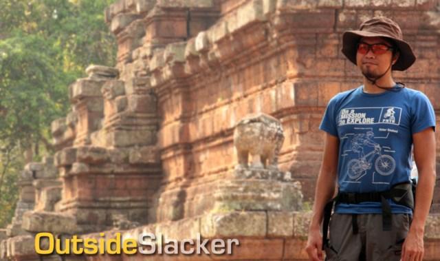 Biking in Cambodia's Temple Ruins
