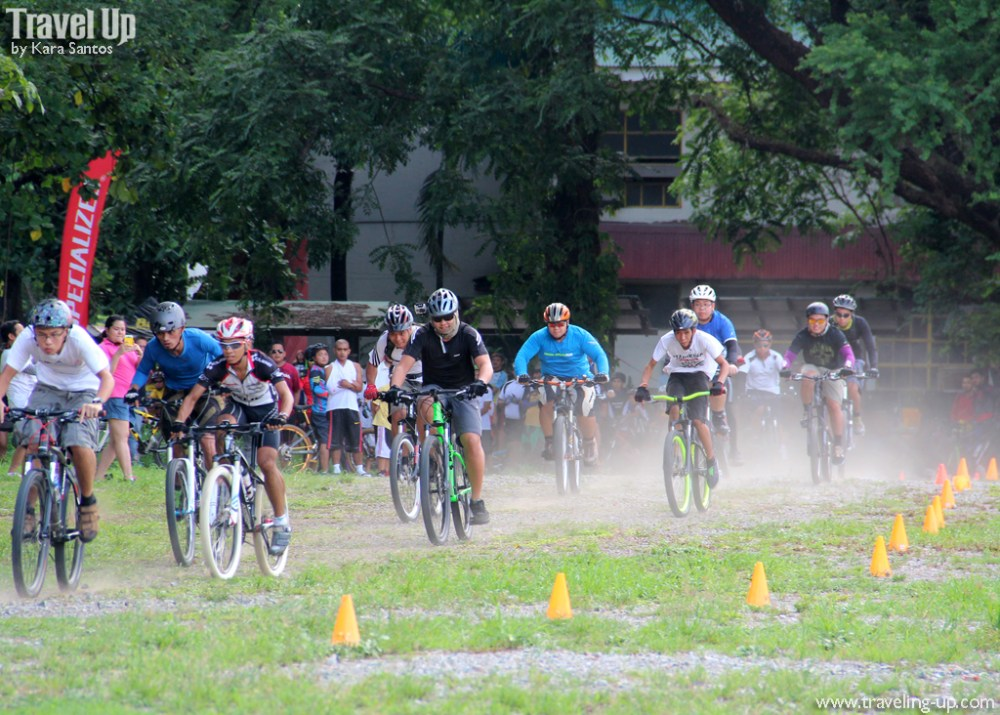 Bente Bente UP Bike Trail Race