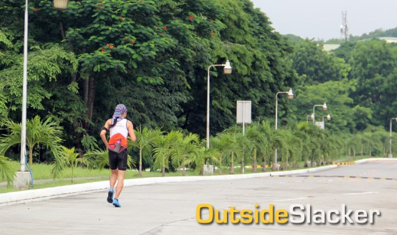 UP Diliman Runner