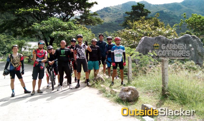 Sierra Madre Mountain Biking