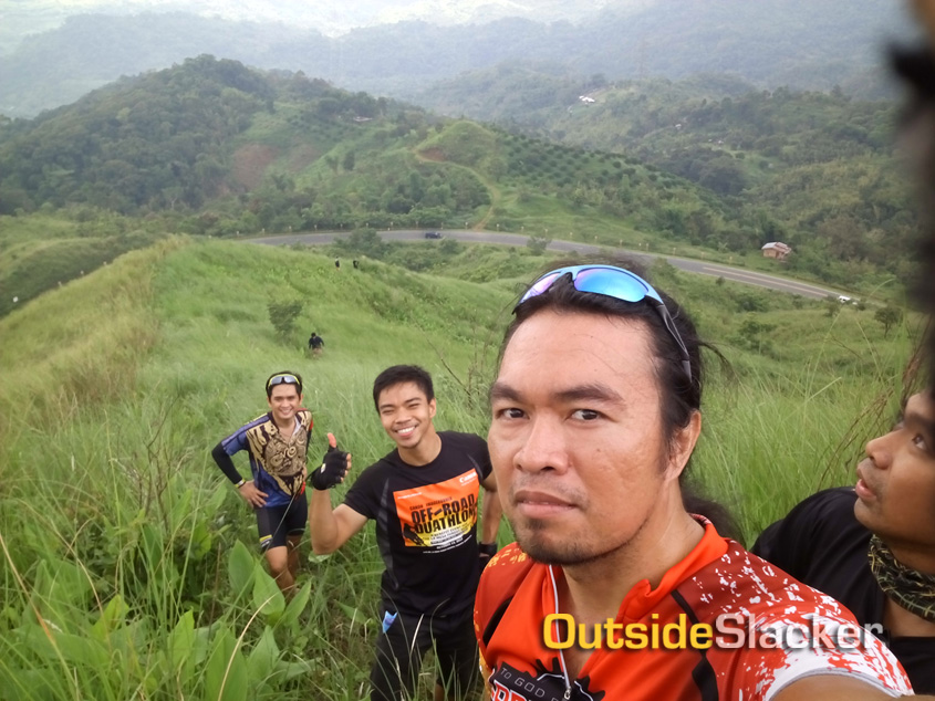 Hiking to the Marilaque Radar Tower