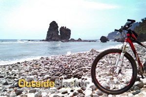 Biking Sabtang Batanes