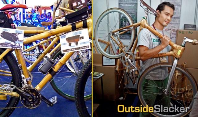 Bambike Bamboo Bike