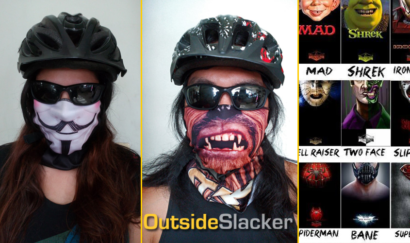 Bike Statement headkerchiefs