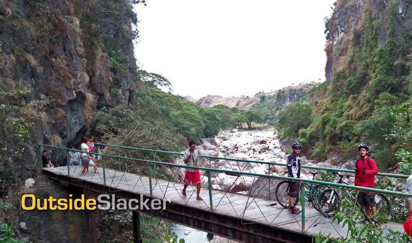 Bike Ride from Timberland to Wawa Dam