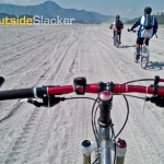 Biking to Mt. Pinatubo