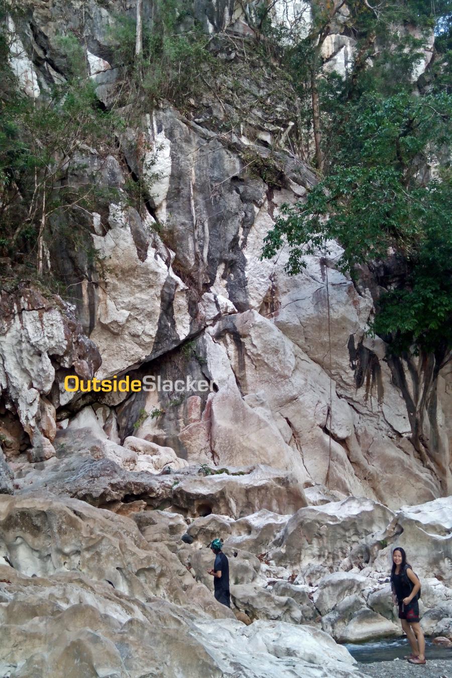 Daraitan Cliffs