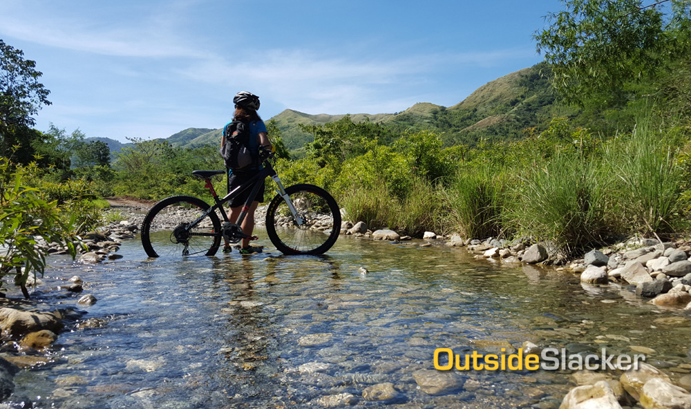 MTB Ride to Kinabuan Falls and the Dumagats