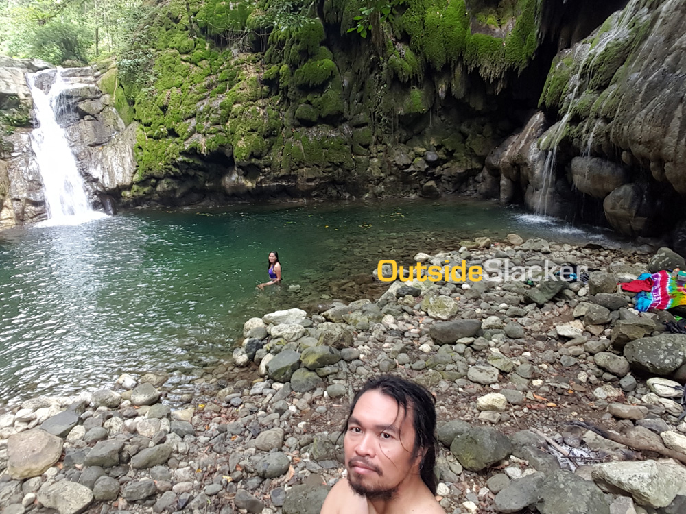 Kinabuan Falls