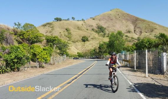 Biking Marilaque Highway