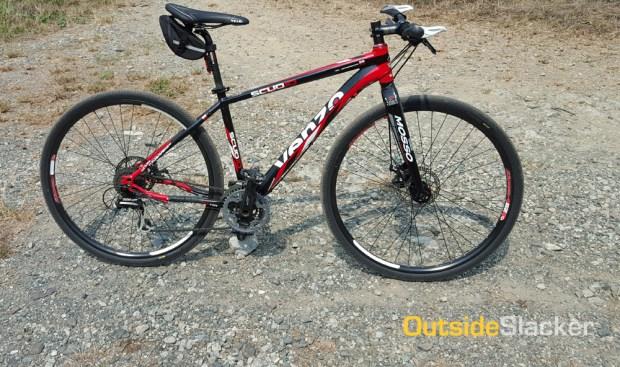 Cyclocross bike