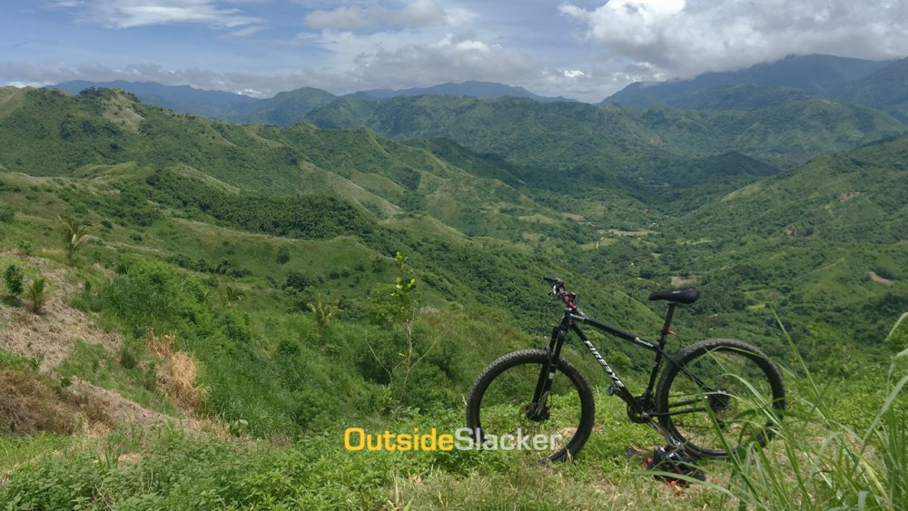 Biking Laiban and Sto. Niño, Tanay
