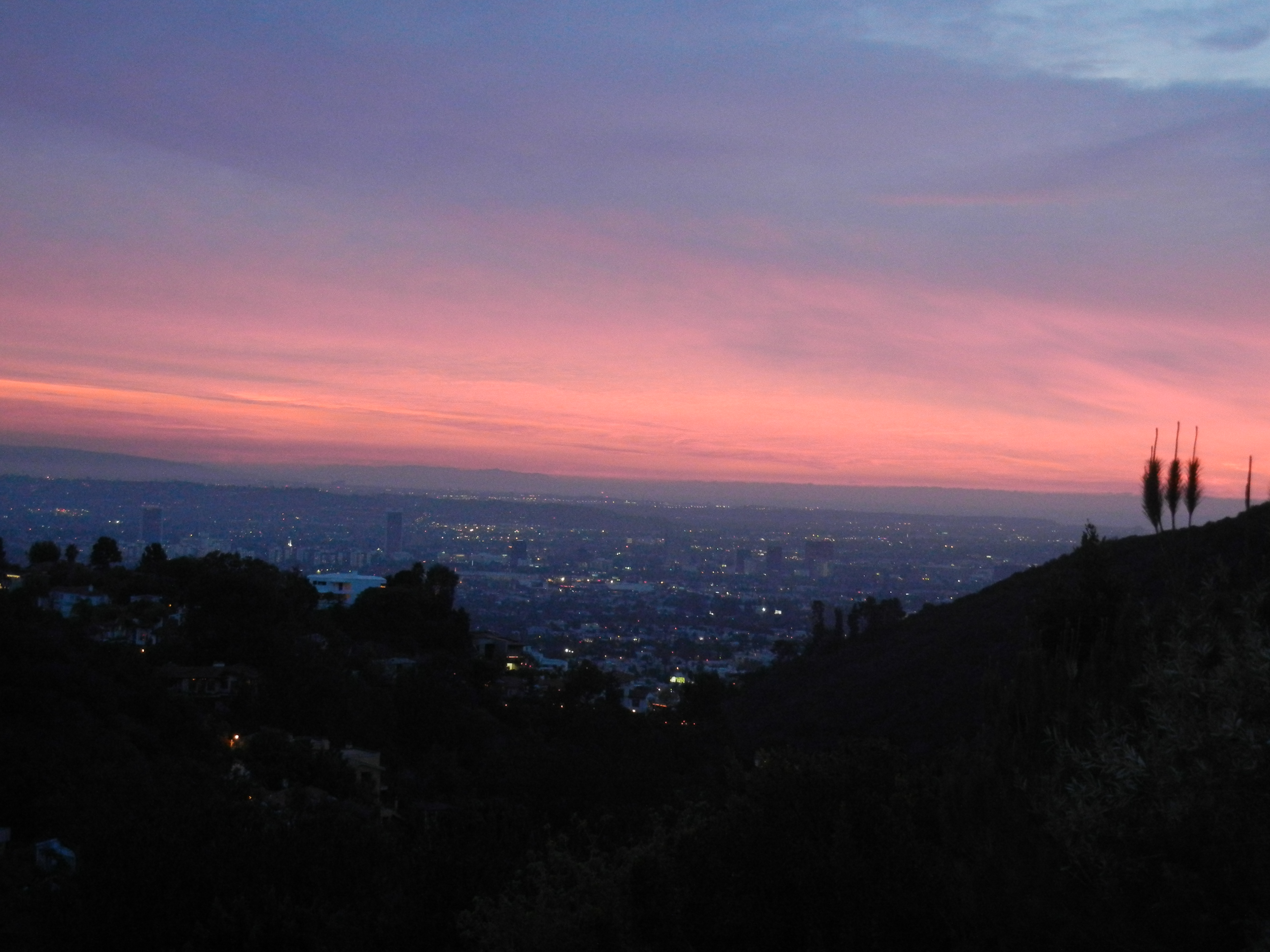 Spotting Stars In Hollywood Outside Suburbia