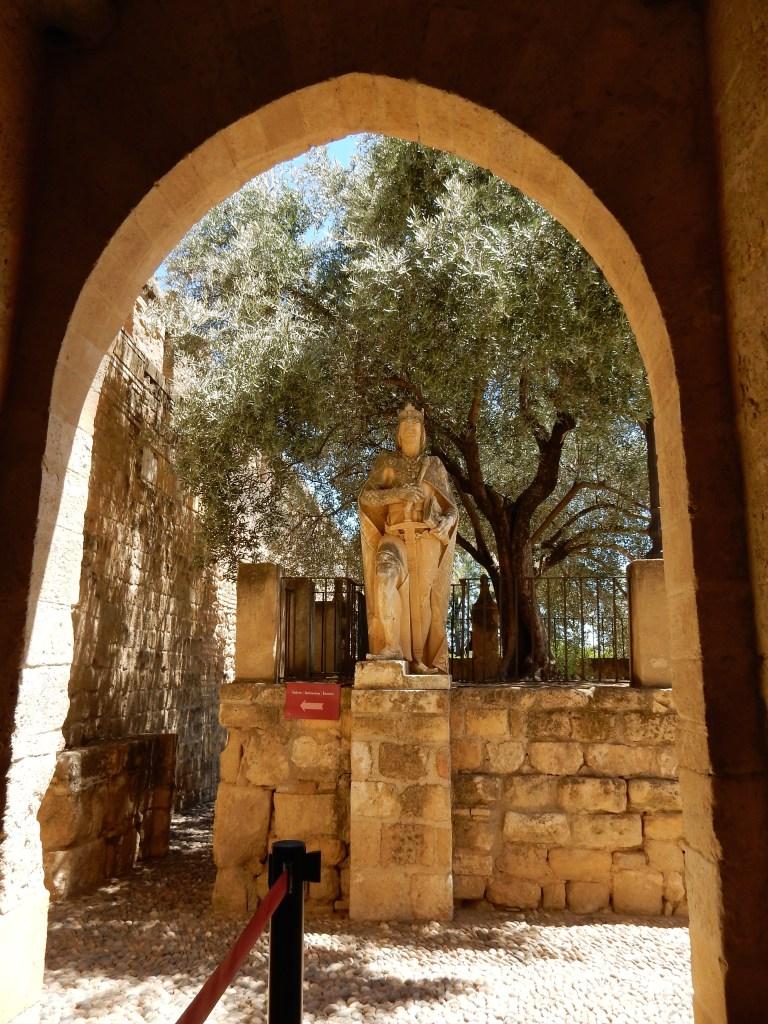 The Alcázar of the Christian Monarchs, Cordoba