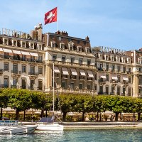 Grand Hotel National Lucerne