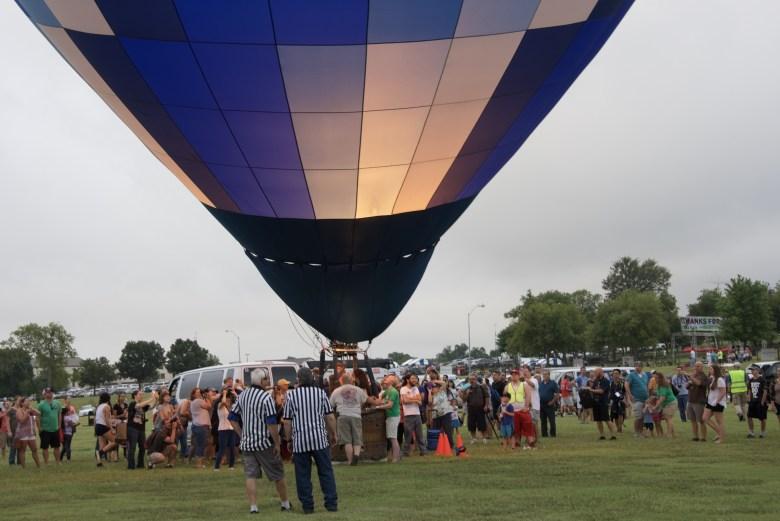 Plano Balloons 2016