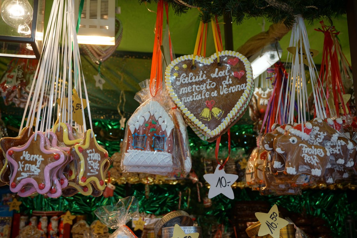 Verona : One of the Best Christmas Markets in Italy