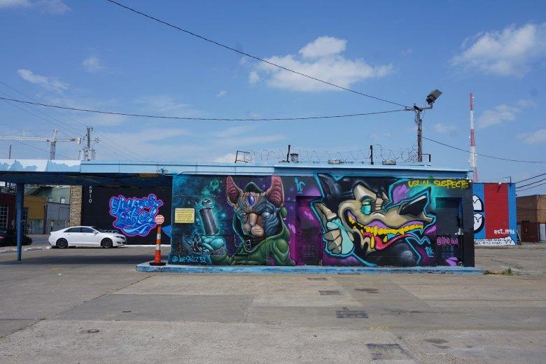 100 Deep Ellum 42 Murals A Conversation With Scott