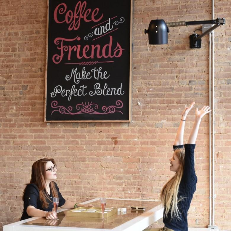 XO Coffee Company : Downtown Plano's Cutest Cafe