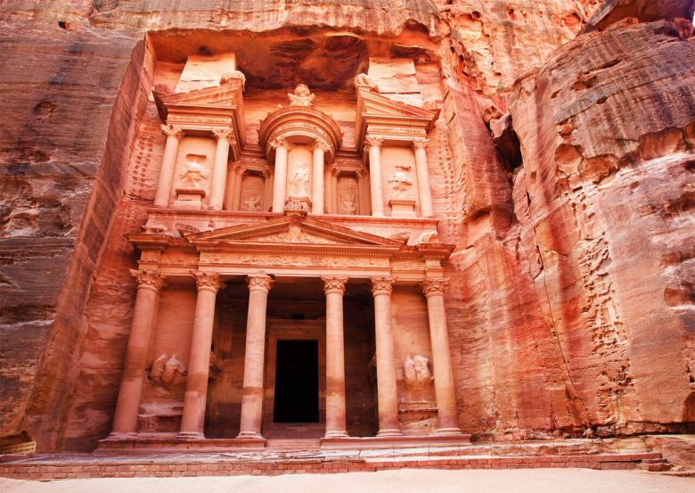 Top Trips for Teenagers - Petra, Jordan