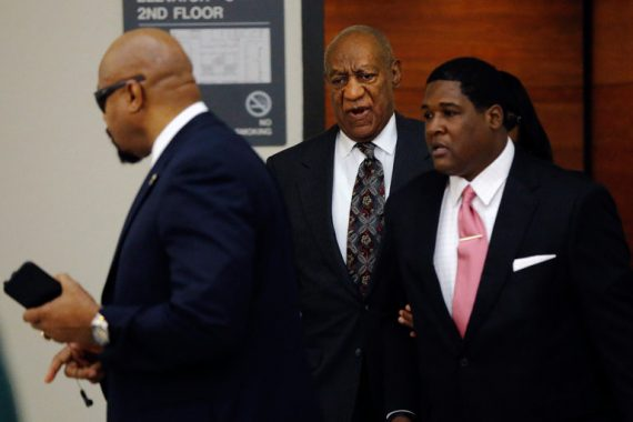 Image result for b ill cosby 2017 june