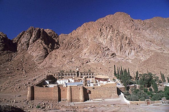 In Moses' footsteps – my three years in the Sinai