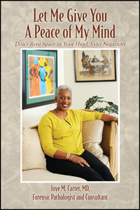 Let Me Give You A Peace of My Mind book cover