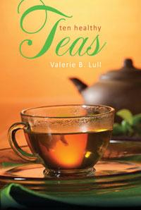 Ten Healthy Teas book cover
