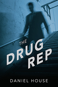 The Drug Rep book cover