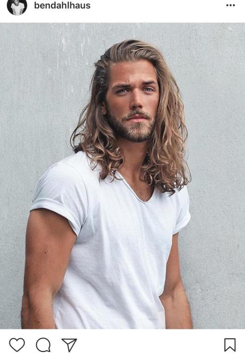 Ben Dahlhouse 2018 Hair